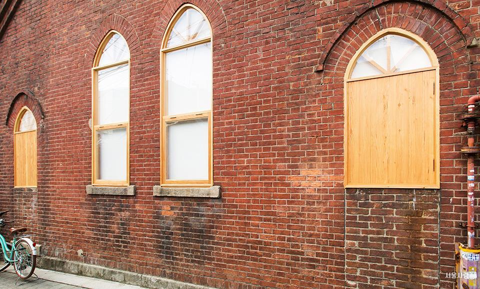 체부동 생활문화지원센터에서 찾아보는 근현대 건축양식
